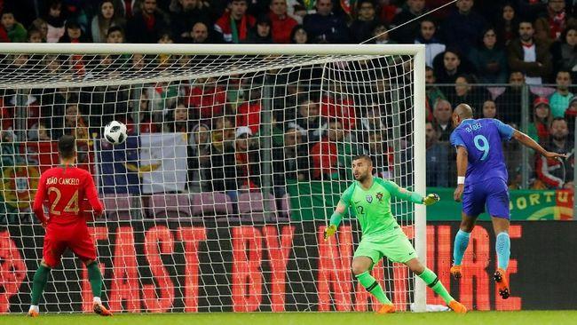 Portugal Kebobolan 29 Gol Selama Melakoni Piala Dunia