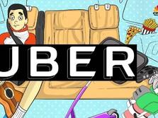 10 Barang Unik yang Pernah Tertinggal di Mobil Uber