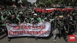 Demo Ojek Online di DPR, Polisi Kerahkan 7 Ribu Personel