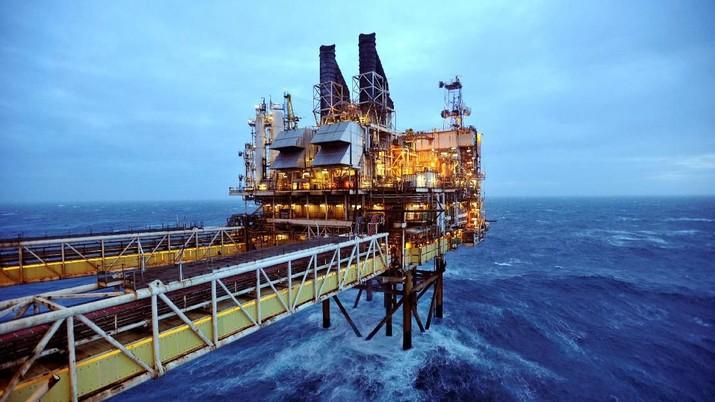 Harga minyak dunia jenis Brent mencapai angka tertingginya sejak akhir 2014.
