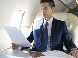 Ini Alasan Para Miliuner Lebih Suka Gunakan Jet Pribadi
