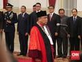 Arief Hidayat Lebih Pilih Kembali Mengajar Ketimbang Dibully