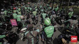 Polling: Warga Setuju Motor Jadi Angkutan Umum