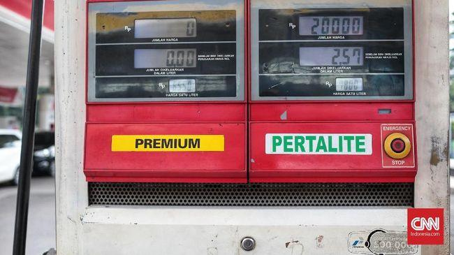 Harga Baru Premium Rp7 Ribu Berlaku Hari Ini Pukul 18.00 WIB