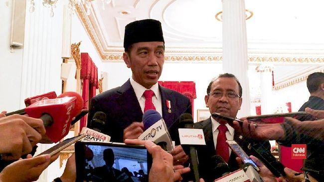 Peta Jalan Industri 4.0 Jokowi Kejar Singapura dan Malaysia