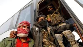 Soal Suriah, RI Minta Semua Pihak Hormati Hukum Internasional