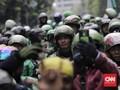 Poin Tuntutan Ojek dan Taksi 'Online' Terkait PSBB Jakarta