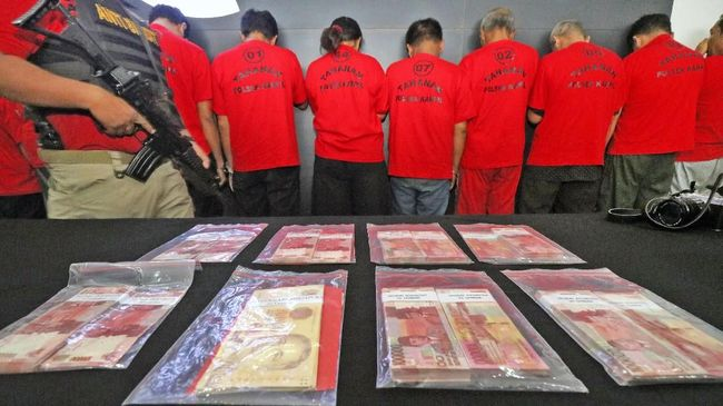 Uang Palsu Dikhawatirkan Dimanfaatkan untuk Pilkada