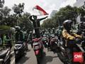 Ojek Online Kembali Demo, Masih Tuntut Tarif dan Payung Hukum