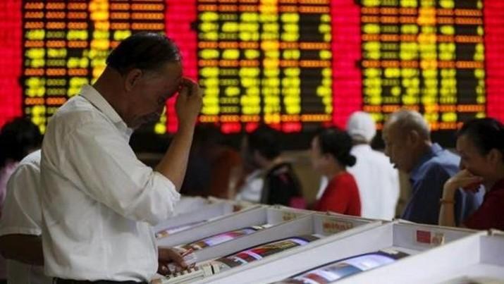 Bursa Hong Kong Gugup Nantikan Hasil Perundingan AS-China
