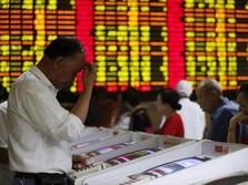 Bursa Hong Kong Ikut Melemah Respons Rapat The Fed Malam Ini