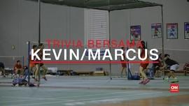 VIDEO: Menguji Ingatan Kevin/Marcus