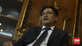 Yusril Kritik Keras Kebijakan PSBB Jokowi