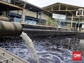 Pemkot Jakbar Akan Tutup Saluran Pembuangan Tinja ke Sungai