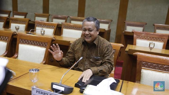Perry mengaku bakal secara amanah dan 100% berdedikasi untuk Indonesia.
