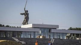Semarak Gelaran Piala Dunia 2018 di Kota Pahlawan Volgograd