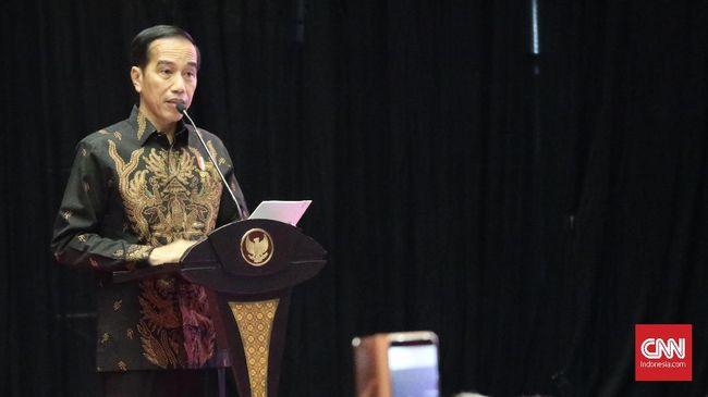 Jokowi Minta Kritik ke Pemerintah Berdasar Data