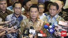 Moeldoko Klaim Jokowi Tetap Jalankan Agenda Reformasi