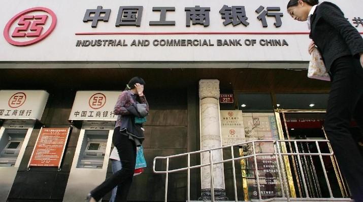 Bank asal China jadi bank dengan merek paling mahal di dunia.