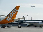 Singapura Resesi, Maskapai Murah Ini Terbang Lagi ke Surabaya