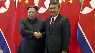 Xi Jinping Janji Pererat Kerja Sama dengan Korut