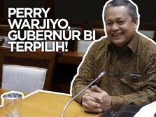 VIDEO : Perry Warjiyo, Gubernur BI Terpilih!
