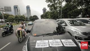 Tarif Taksi Online Kini Ditentukan Menteri Perhubungan