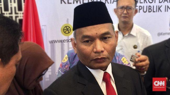 Jokowi Copot Dirjen Migas ESDM Djoko Siswanto