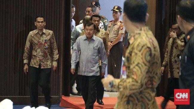 JK Harap Proses Reunifikasi Korsel-Korut Lanjut di Indonesia