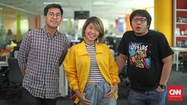 Radio Kekinian di Tangan Tiga Penyiar Muda