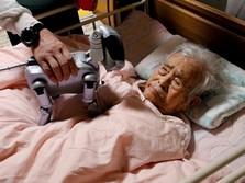 Rekor! Ada 80.000 Penduduk Usia 100 Tahun di Jepang