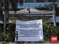 Satpam Alexis Minta Wartawan Tak Ambil Gambar Hotel