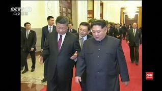 VIDEO: Lawatan Bersejarah Kim Jong Un ke Beijing