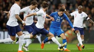 Italia dan Belanda Berbagi Gol di Laga Persahabatan