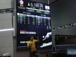 IHSG Masih Koreksi, Investor Asing Borong Saham Bank