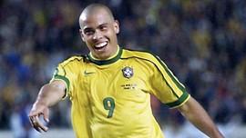Ronaldo 19 Kali Bela Timnas Brasil di Piala Dunia
