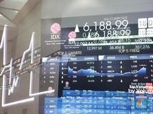 Dolar AS Tembus Rp 14.000, IHSG Justru Meroket 1,6%