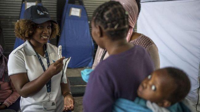 5 Juta Anak Afrika Tewas Akibat Penyakit yang Bisa Dicegah