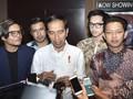 Nonton 'Yowis Ben,' Jokowi Minta Perfilman Libatkan Siswa SMK