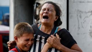 Kebakaran Penjara di Venezuela Tewaskan 68 Orang