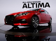 PHK Ribuan Pekerja, Nissan akan 'Suntik Mati' Beberapa Mobil