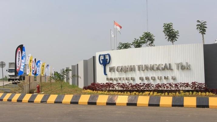 Harga saham PT Gajah Tunggal Tbk (GJTL) mulai menggeliat.