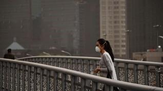 Beijing Akan Keluar dari Daftar 200 Kota Paling Berpolusi
