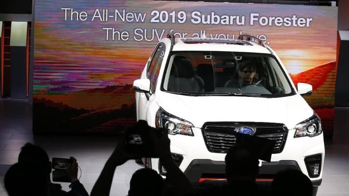 Bea dan Cukai Tipe A Tanjung Priok akan melelang 7 mobil merk Subaru tahun 2013 dan 2014 pada Jumat (14/12/2018) mendatang.