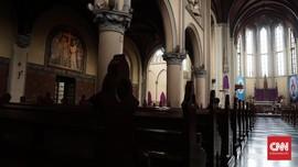 Gereja Katedral Ubah Jadwal Misa Mingguan Saat Idul Adha