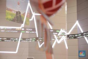 IHSG Dibuka Terkoreksi, Investor akan Simak Kinerja Rupiah