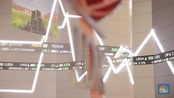 Tak Ada yang Menenangkan Pasar, IHSG Tambah Anjlok 2,24%