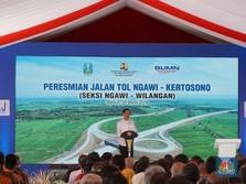 Jokowi: Harus Tak Tidur untuk Kejar Ketertinggalan RI