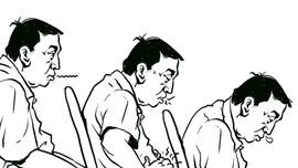 'Langgam' Setnov dalam Sidang Korupsi e-KTP (1)