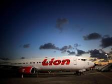 Pesawat Lion Air Diduga Jatuh di Sekitar Tanjung Karawang
